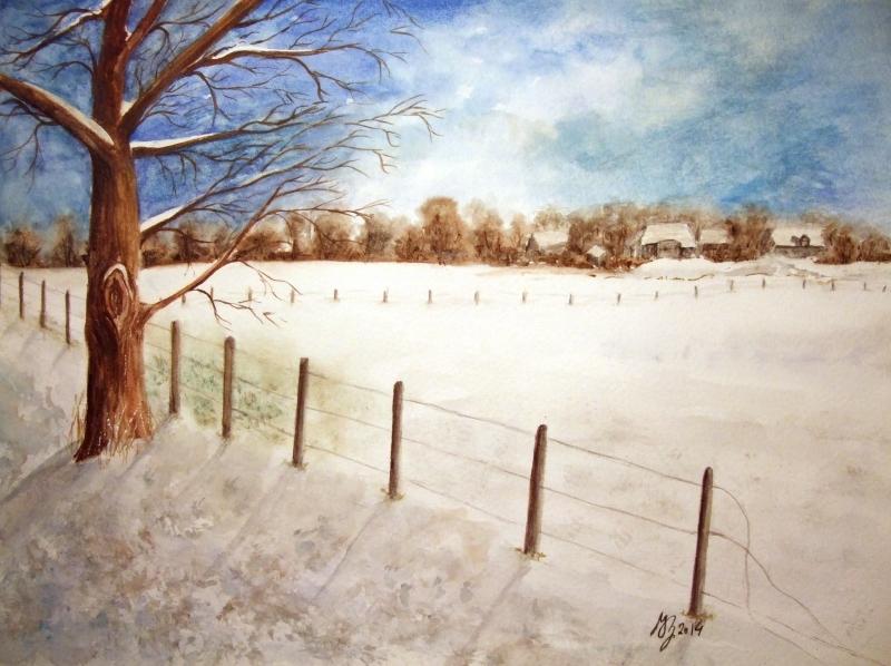 Wintertag in Altlünen
