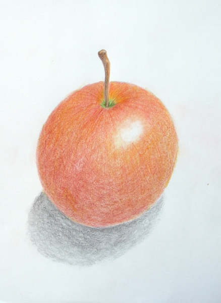 Übung-Apfel